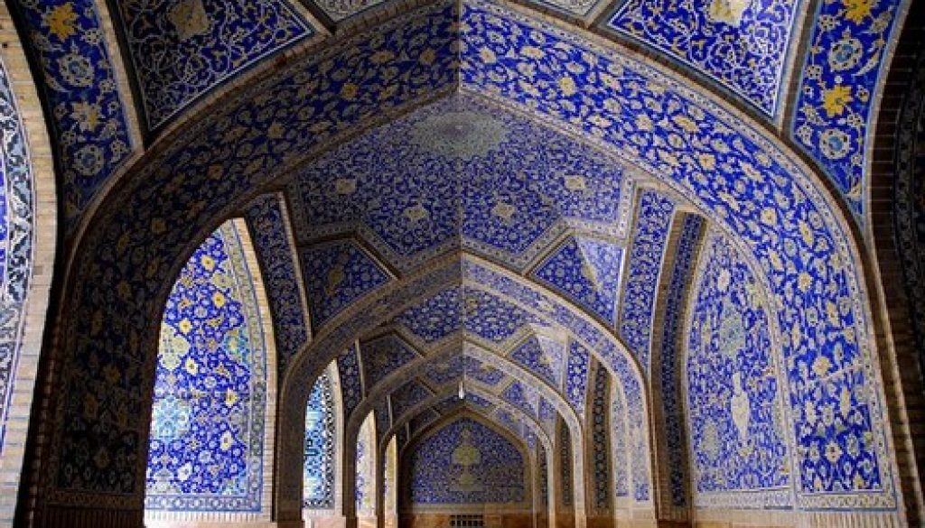Persian delights, Iranian art and architecture – BODFAS 2