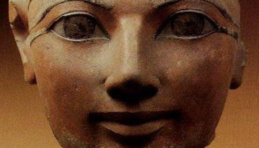 Hatshepsut – The Portrait of a Female Pharoah BODFAS NADFAS