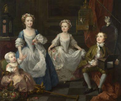 The British Portrait from Hogarth to Hockney – Vivien Heffernan