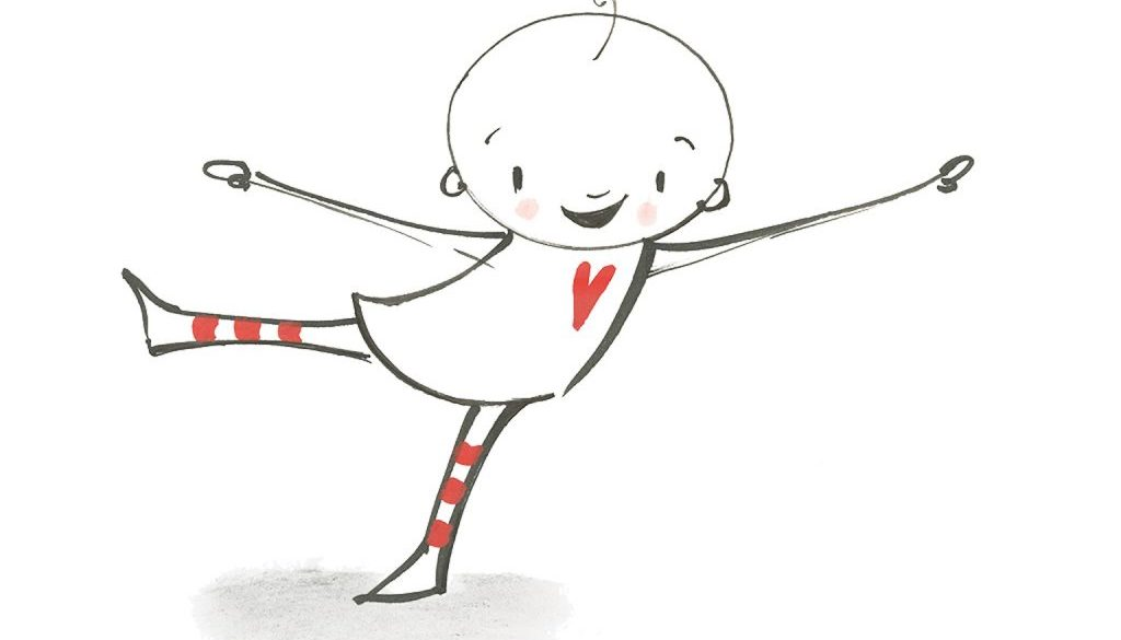 Words and your Heart – the most optimistic, happy book for children